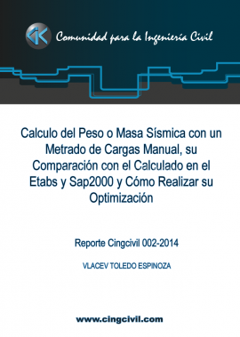 Calculo_Peso_Sismico_Manual_Etabs-Sap2000_Vlacev_Toledo