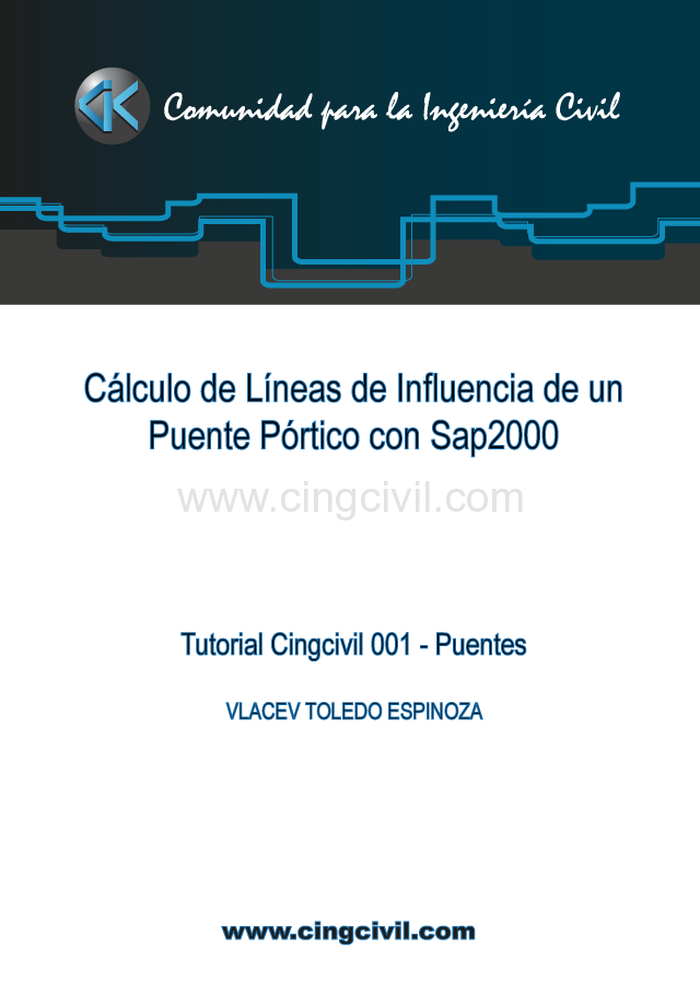 Tut001_Lineas_Influencia_Sap2000